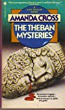 The Theban Mysteries (0380450216) by Cross, Amanda