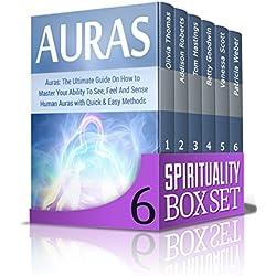 Spirituality Box Set: 67 Tips on How to Balance Chakras, Increase Aura and Awakening the Third Eye Plus Tai Chi and Reflexology Lessons (spirituality, chakra balancing, auras)