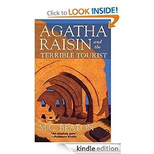 Agatha Raisin and the Terrible Tourist - M.C. Beaton