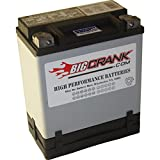 Deka-manufactured ETX-14 Big Crank Battery