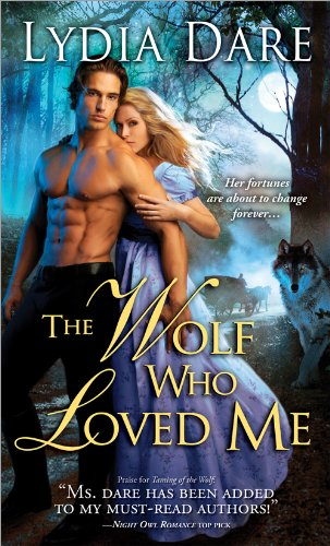 Image of The Wolf Who Loved Me