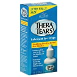 TheraTears Lubricant Eye Drops, Extra Value Size, 1 oz.