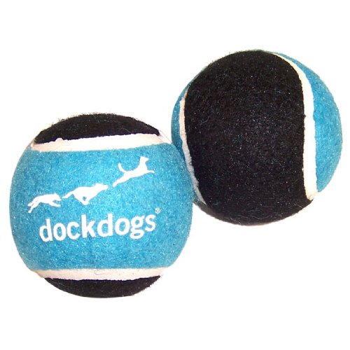 Our Pets DT-10091 Tennis Ball Dog Toy – 2 Pack