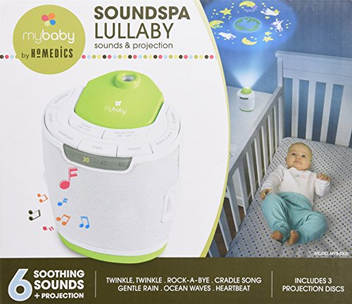 baby projector and sound machine