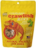 think!dog Crawfish with Alligator Jerky Treat for Dogs