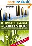 Technische Analyse mit Candlesticks....