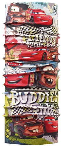 BUFF® SET - CHILD ORIGINAL Licenses Disney Cars Panno tubolare + UP® Panno tubolare | Bambini | Unisex | Scaldacollo | Balaclava | Sciarpa | Foulard | Bandana, alle Buff Designs 2016:339. FUEL FUN