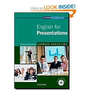 business english for presentations