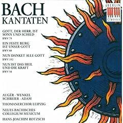 Nun danket alle Gott, BWV 192: Duet: Der ewig reiche Gott (Soprano, Bass)