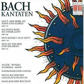 Ein feste Burg ist unser Gott, BWV 80: Recitative: So stehe dann bei Christi blutgefarbten Fahne (Tenor)