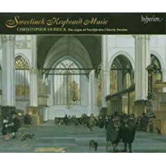 Sweelinck:Organ Music