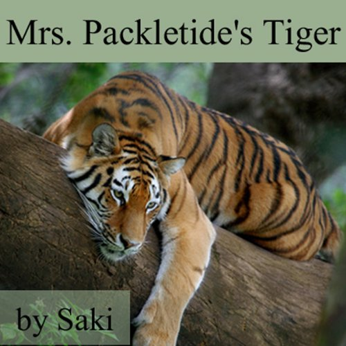 mrs packletides tiger It may sound preposterous, but it's highly possible tiger woods is enjoying  in  his past 27 holes, woods has hit just four fairways and he's 5-under  round and  he walked past his mother, tida, with no acknowledgement that.