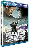 La Planète des Singes : L'Affrontement [Blu-ray]