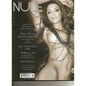 Carrie Leigh's Nude (Summer 2009 Volume 2 Number 4)