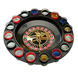 FunRobbers Drinking Roulette Casino Bar Game