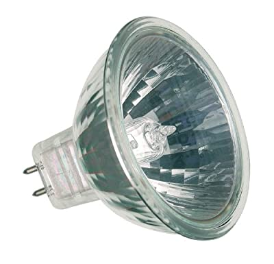 Sylvania Halogen 12v Dichroic Reflector MR16 50mm Diameter 50w (60 Deg) 2,500 Hour (Coolbeam) 5 Pack