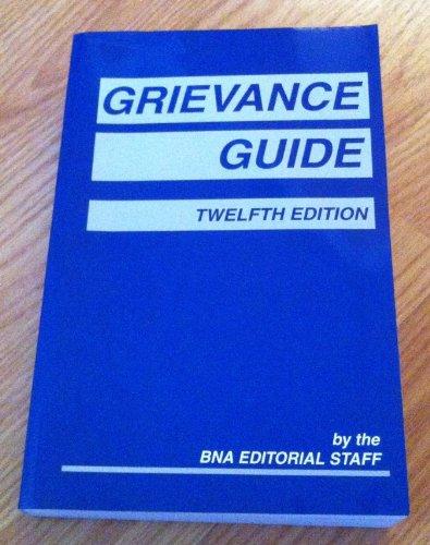 Grievance Guide PDF