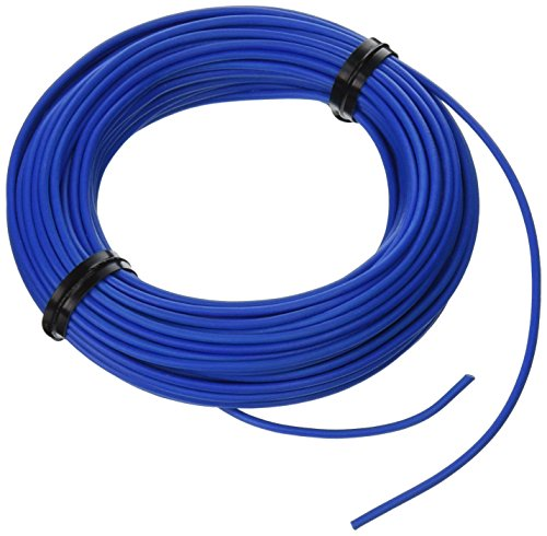 Marklin My World Single Conductor Wire, 33-Feet, Blue