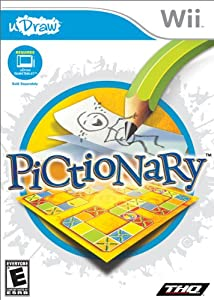 Pictionary - Udraw - Nintendo Wii