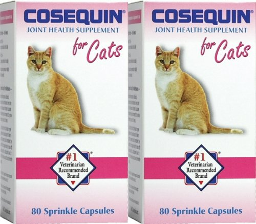 cosequin for cats 80 sprinkle capsules cosequin for cats natural 80 sprinkle capsules ebay. Black Bedroom Furniture Sets. Home Design Ideas