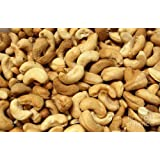 Roasted Salted Cashews 4 Lb Bulk Bag