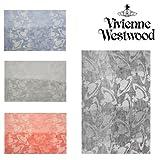 (ヴィヴィアンウエストウッド) Vivienne Westwood ヴィヴィアンウエストウッド ストール Vivienne Westwood S45 FL オーブ柄 フリンジストール 選べる4カラー[並行輸入品]