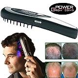 GoodsLand パワーグローコーム レーザー ブラシ 育毛 発毛 頭皮ケア 育毛促進 スカルプ 薄毛 対策 並行輸入品 GD-PGC