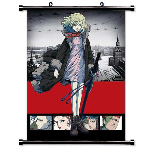 Fire Squad The Moment Of Truth Anime Fabric Wall Scroll Poster (32x46) Inches