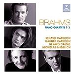 Brahms : Quatuors pour piano et corde...