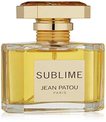 Jean Patou Sublime femme/da donna, Eau de Toilette, Vaporisateur/spruzzare 50 ml