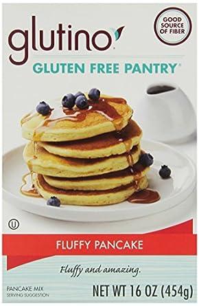 Gluten Free Pantry Brown Rice Pancake Mix, 16 Ounce -- 6 per case.