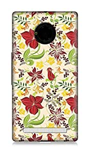 Micromax Yu Yuphoria 3Dimensional High Quality Designer Back Cover by 7C