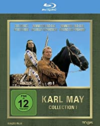Karl May - Collection No. 1 [Blu-ray]