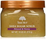 Tree Hut Shea Sugar Body Scrub - Almond & Honey: 18 OZ