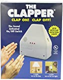 Clapper Original Sound Activated On / Off Switch, Clap On! Clap Off! (Pack of 2)