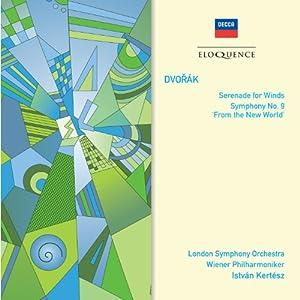 Dvorak: Sym No 9 / Serenade for Wind Instruments