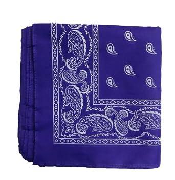 12 Pack Bandand purple