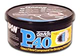 U-Pol 250ml P40 Glass Fibre Bridging Compound Tin