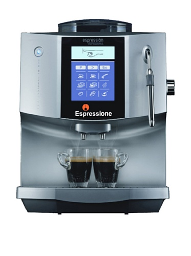 Espressione Ca4865 Supremma Super-Automatic Coffee/Beverage Center front-52724