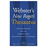 Houghton Mifflin Rogets II: The New Thesaurus, 3 Red Edition, Paperback, 544 pages (0618955925)