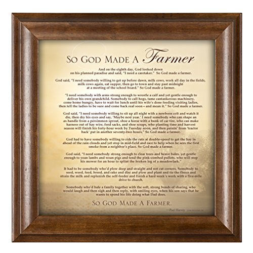 so-god-made-a-farmer-full-poem-version-12-x-12-framed-art-wall-plaque-with-wood-finish