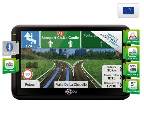Navigationssystem ulti X550 TRUCK Europa