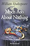 img - for Much Ado About Nothing: A Verse Translation (Enjoy Shakespeare) book / textbook / text book