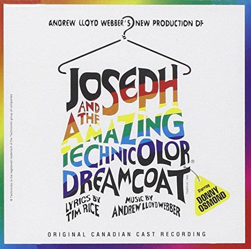 Donny Osmond - Joseph...Technicolor Dreamcoat - Zortam Music
