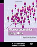 img - for Microeconometrics Using Stata, Revised Edition 2nd (second) Edition by Cameron, A. Colin, Trivedi, Pravin K. published by Stata Press (2010) book / textbook / text book
