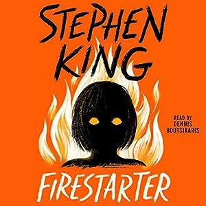 Firestarter Audiobook