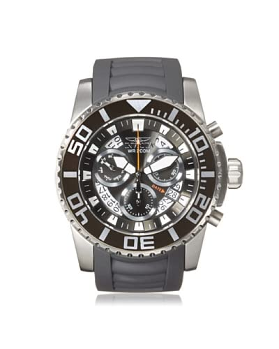 Invicta Men's 14670 Pro Diver Gray Polyurethane Watch