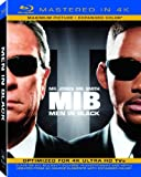 Men in Black (Mastered in 4K) (Single-Disc Blu-ray + UltraViolet Digital Copy)