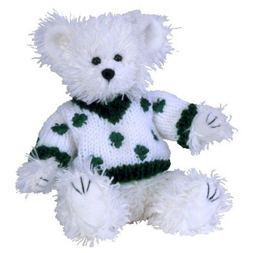 TY Attic Treasure - FLANNIGAN the Bear - 1