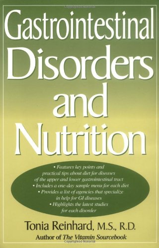 Gastrointestinal Disorders And Nutrition front-476148